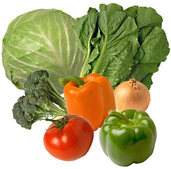 Польза и вред овощей