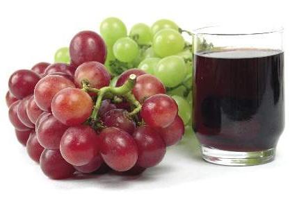 польза и вред виноградного сока