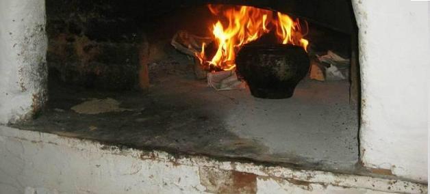 как варить кашу как в печи