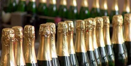 Польза и вред шампанского