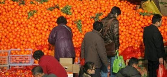 как выбрать мандарины на новый год