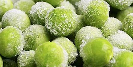 Польза зеленого горошка