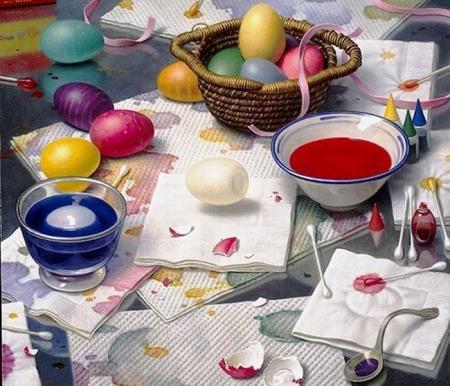 Яйца и «Пасхальные наборы»