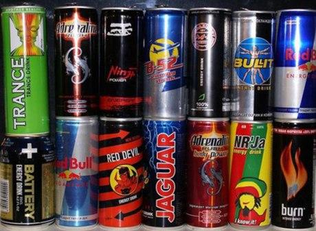 Энергетические напитки - вред и польза